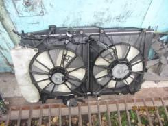 Вентилятор радиатора кондиционера. Honda