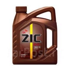 ZIC. Вязкость 80W-90, синтетическое