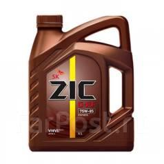 ZIC. Вязкость 75W-85, синтетическое