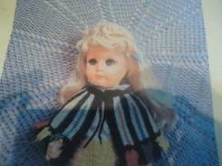 Девочкам - журнал для вязания- для себя и куклам