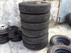 Bridgestone Blizzak W965. Зимние, без шипов, 2015 год, износ: 5%, 6 шт
