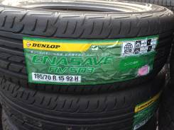Dunlop Enasave RV503. Летние, 2012 год, без износа, 4 шт