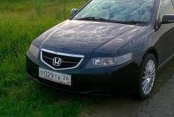Капот. Honda Accord
