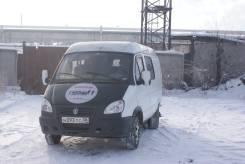 ГАЗ Газель Комби. Газель Комби 2008, 2 500 куб. см., 1 500 кг.