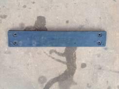 Кронштейн номерного знака Порше Кайен 2 7P5807287