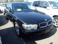 Лонжерон. BMW 7-Series, E66, E65 Двигатель N62