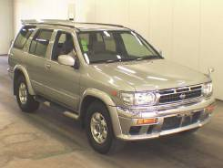 Nissan Terrano. RR50