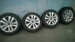 Оригинальные диски Volkswagen estrada. 6.5x16 5x112.00 ET50