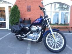 Harley-Davidson Sportster. 883 куб. см., птс, с пробегом