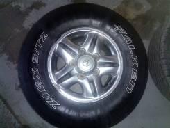 Продам колёса на Lexus LX-470, Lend Cruiser-100 на японском литье. 8.0x16 5x150.00 ET60