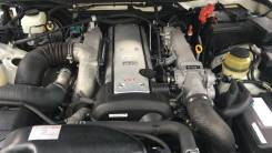 Двигатель в сборе. Toyota Crown, JZS171, JZS171W, JZX110 Toyota Mark II, JZX110 Двигатель 1JZGTE