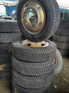 Bridgestone Blizzak. Зимние, без шипов, 2015 год, износ: 5%, 6 шт