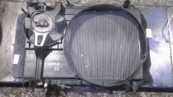 Радиатор охлаждения двигателя. Toyota Lite Ace Noah, SR50 Двигатель 3SFE