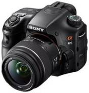Sony Alpha SLT-A65. 20 и более Мп