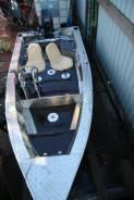 Wellboat. Год: 2014 год, длина 370,00м., двигатель подвесной, 18,00л.с., бензин