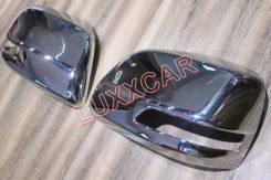 Накладка на зеркало. Toyota Land Cruiser Prado, GDJ150W, GDJ151W, GRJ150L, GRJ150W, GRJ151W, KDJ150L