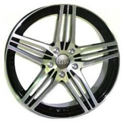 Audi. 8.0x18, 5x112.00, ET43, ЦО 57,1мм.