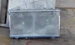 Радиатор охлаждения двигателя. Mazda Laser Lidea, BJ3PF, BJ5PF, BJ8WF, BJEPF, BJ5WF Mazda Familia, BJ5P, YR46U15, BJFW, ZR16U65, ZR16U85, ZR16UX5, YR4...