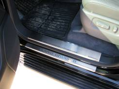 Накладка на порог. Lexus LX470, UZJ100 Toyota Land Cruiser, UZJ100