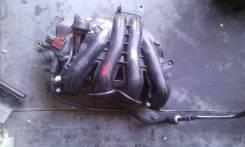 Коллектор впускной. Mazda Axela, BLEFW, BLEFP Mazda Mazda3 Двигатели: LFVDS, LFVE, LFDE