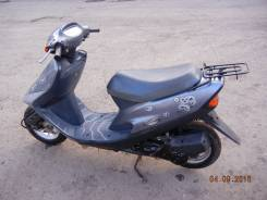 Honda Tact AF-24. 49 куб. см., исправен, без птс, с пробегом