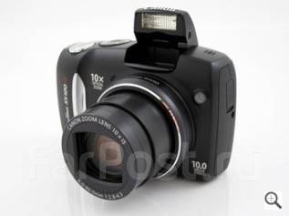 Canon PowerShot SX120 IS. 10 - 14.9 Мп, зум: 10х