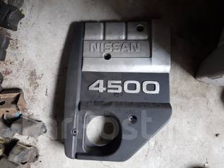 Крышка двигателя. Nissan Safari, WGY61 Двигатель TB45E