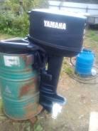 Yamaha. 30,00л.с., 2х тактный, бензин, нога L (508 мм)