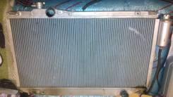 Радиатор охлаждения двигателя. Lexus GS400, JZS160 Двигатель 1UZFE