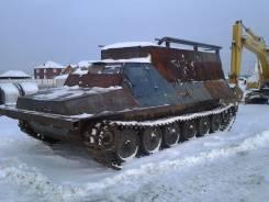 Алтайтрансмаш-сервис ГТ-ТР-15. Продам вездеход ГТТ, после кап. ремонта,1995года., 11 500 куб. см., 8 000 кг., 9 000,00кг.