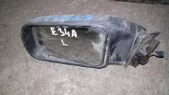 Зеркало заднего вида боковое. Mitsubishi Eterna, E34A