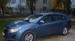 """Дефлекторы окон Chevrolet Cruze Wagon 2012 деф.окон """"CT"""""""