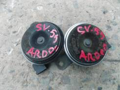 Гудок. Toyota Vista Ardeo, SV55, SV55G