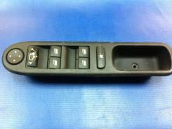 Блок упр. стеклоподьемниками PEUGEOT 307 SW, правый, передний