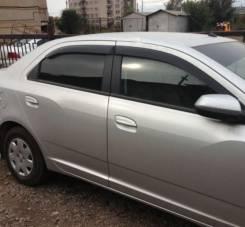 """Дефлекторы окон Chevrolet Cobalt Sd 2012 деф.окон """"CT"""""""