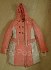 Пальто-пуховики. Рост: 146-152, 152-158 см