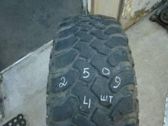BFGoodrich Mud-Terrain T/A KM. Всесезонные, износ: 20%, 4 шт