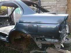 Крыло. Nissan Sunny, FB15 Двигатель QG15DE