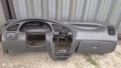 Панель приборов. ЗАЗ Шанс Chevrolet Lanos