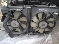 Радиатор охлаждения двигателя. Toyota Windom, MCV20 Двигатель 1MZFE
