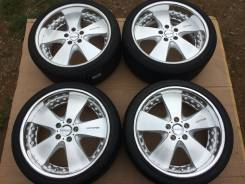 G-Corporation Estatus Style-S. 8.0/9.0x19, 5x114.30, ET38/42, ЦО 73,0 мм.