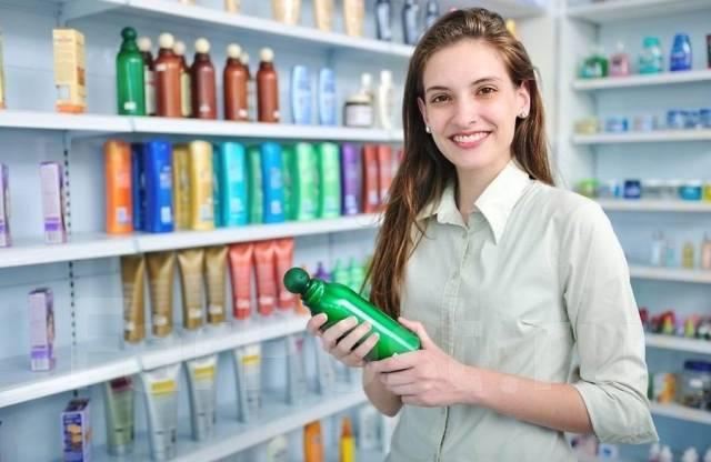 Консультант лечебной косметики москва в аптеку