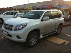 Подножка. Toyota Land Cruiser Prado. Под заказ