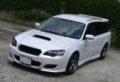 Воздухозаборник. Subaru Outback, BP9, BP, BPH, BPE Subaru Legacy, BPH, BP9, BP, BPE Двигатели: EZ30, EJ25
