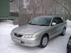 Накладка на дверь. Mazda Capella