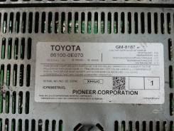 Усилитель магнитолы. Lexus RX350 Lexus RX450h