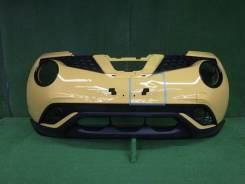 Решетка бамперная. Nissan Juke, NF15, F15