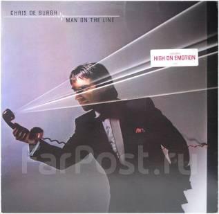 "Винил Chris De Burgh ""Man on the line"" 1984 Spain"