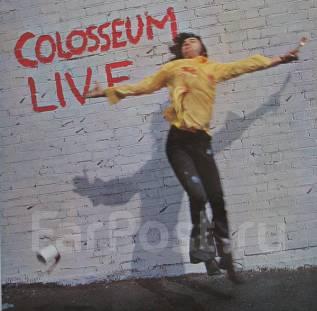 "Винил Colosseum ""Live"" 2LP 1971 Germany"