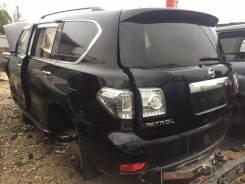 Бампер. Infiniti QX56 Nissan Patrol, Y62